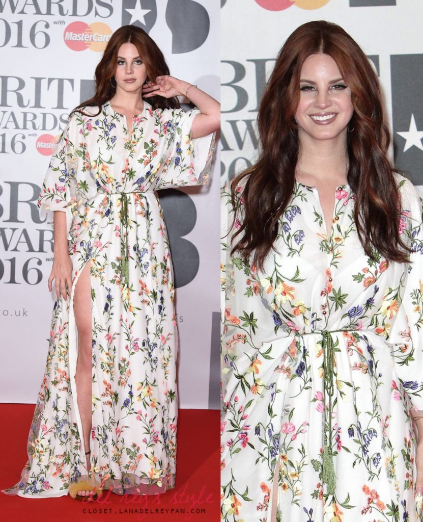 BRIT AWARDS 2016 #2
